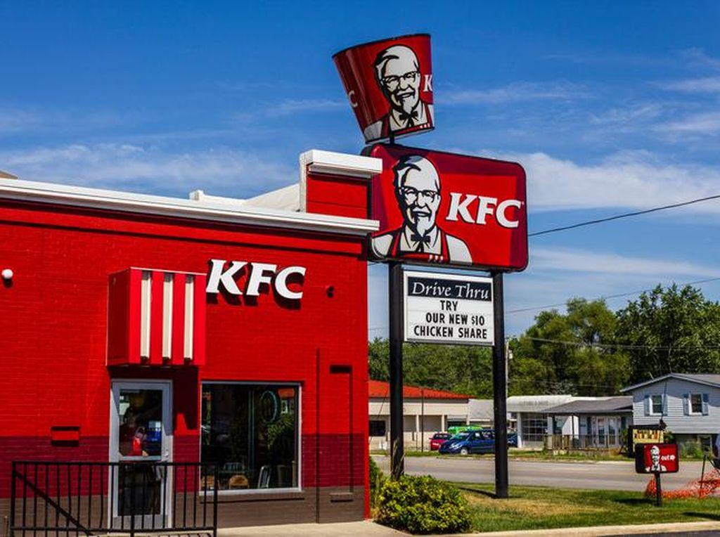 Bertahan di Tengah Corona, KFC Ubah Konsep Bisnis Jadi Begini