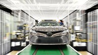 Bangun Pabrik Baterai, Toyota Lebih Pilih Amerika Dibandingkan Indonesia
