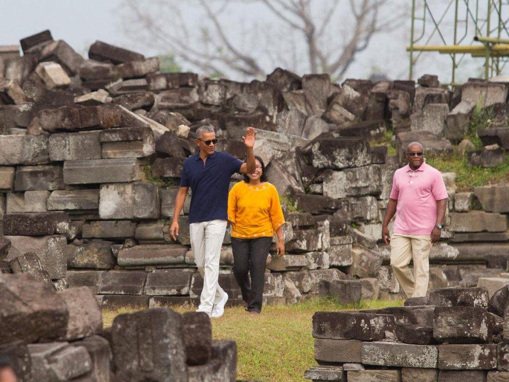 Liburan Obama ke Indonesia, Itu Membanggakan