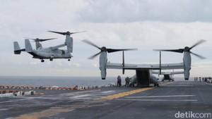 Militer AS dan Australia Gelar Latihan Gabungan