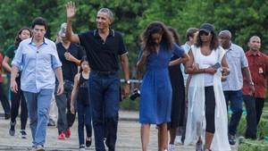 Cerita Obama Soal Kebun Sayurnya di Gedung Putih