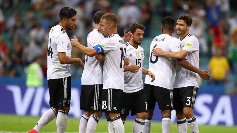 Jerman Hindari Adu Penalti dengan Chile