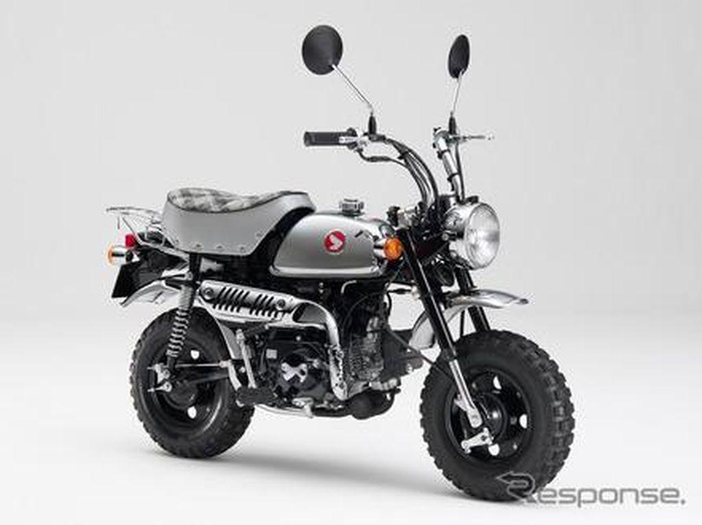 Salam Perpisahan Honda Monkey
