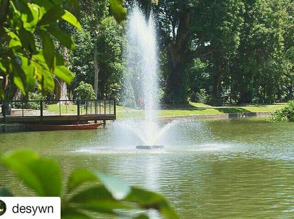 Ada Kunjungan Kenegaraan, Kebun Raya Bogor Ditutup 1 Mei