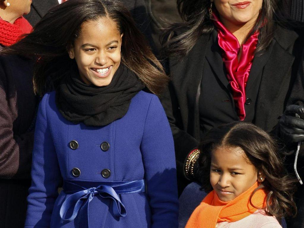 Foto: Transformasi Gaya Putri Barack Obama yang Makin Stylish