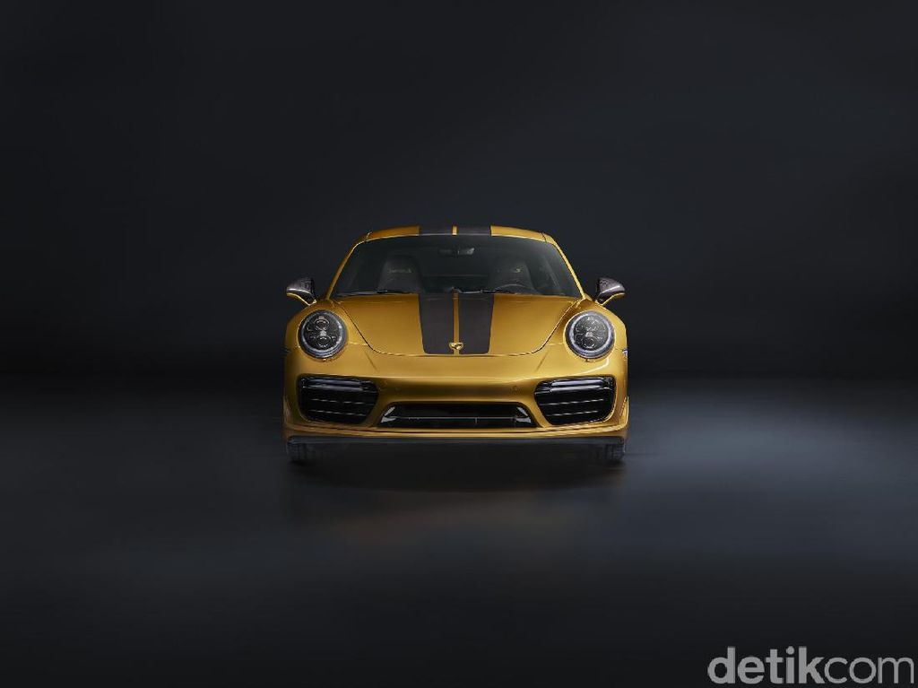 Porsche Paling Dahsyat Hanya Ada 500 Unit di Dunia