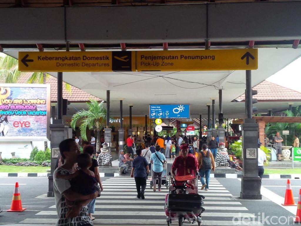 Tampar Petugas Imigrasi di Ngurah Rai, Turis Inggris Rupanya Overstay
