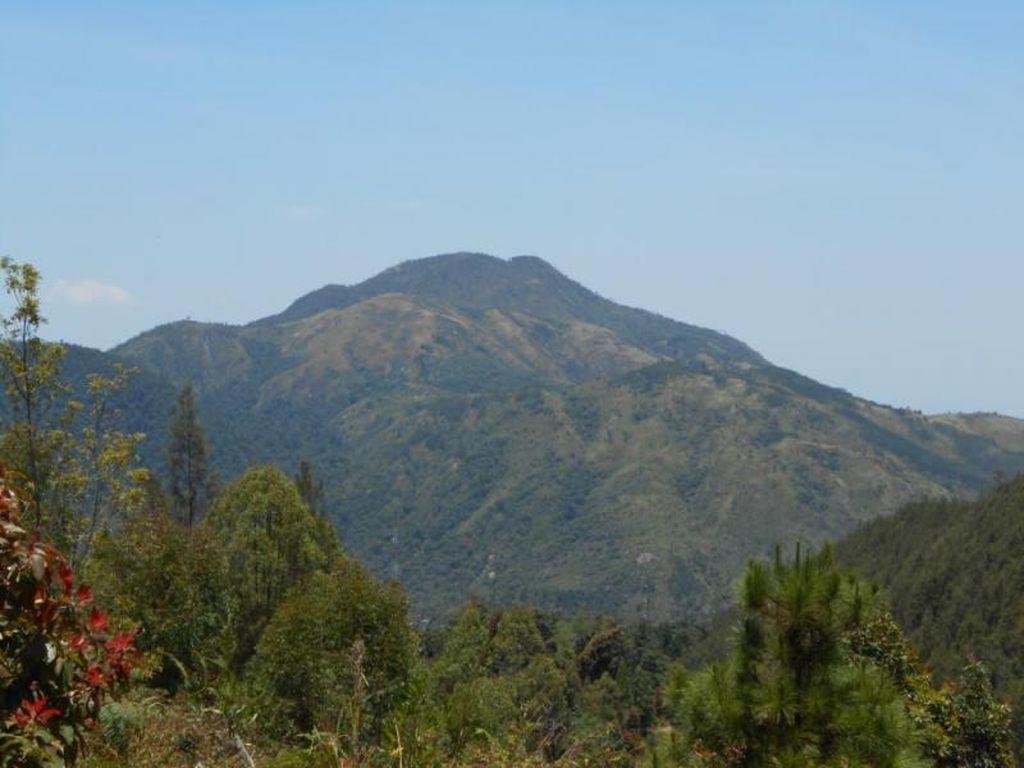 Jenazah Pendaki Tewas di Gunung Lawu Dimakamkan