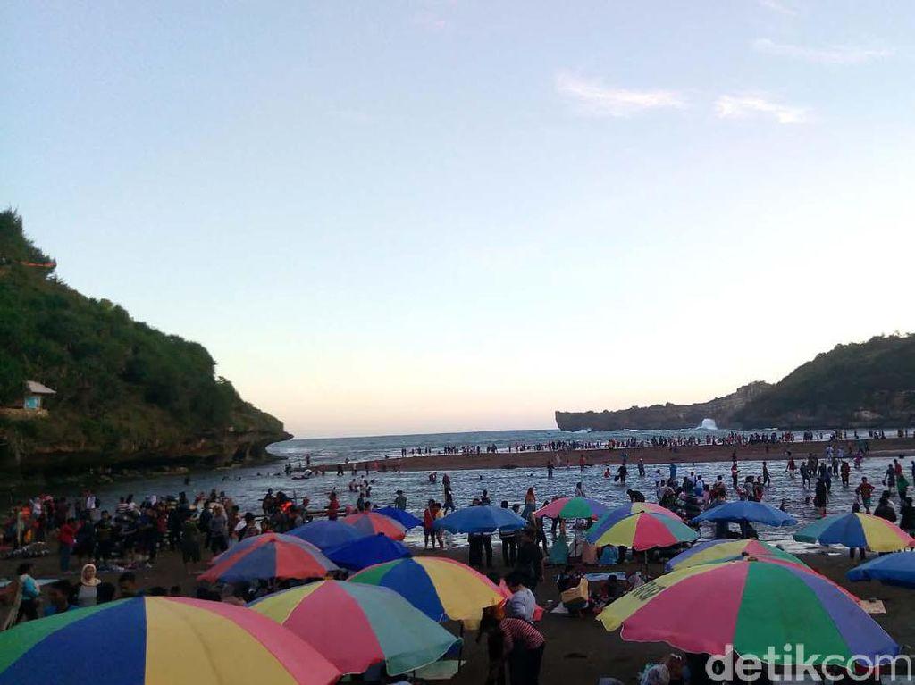 Ini Penyebab Banyak Wisatawan Alami Laka Laut di Gunungkidul