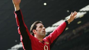 Ruud van Nistelrooy, Mesin Gol yang Kalah dari Cristiano Ronaldo