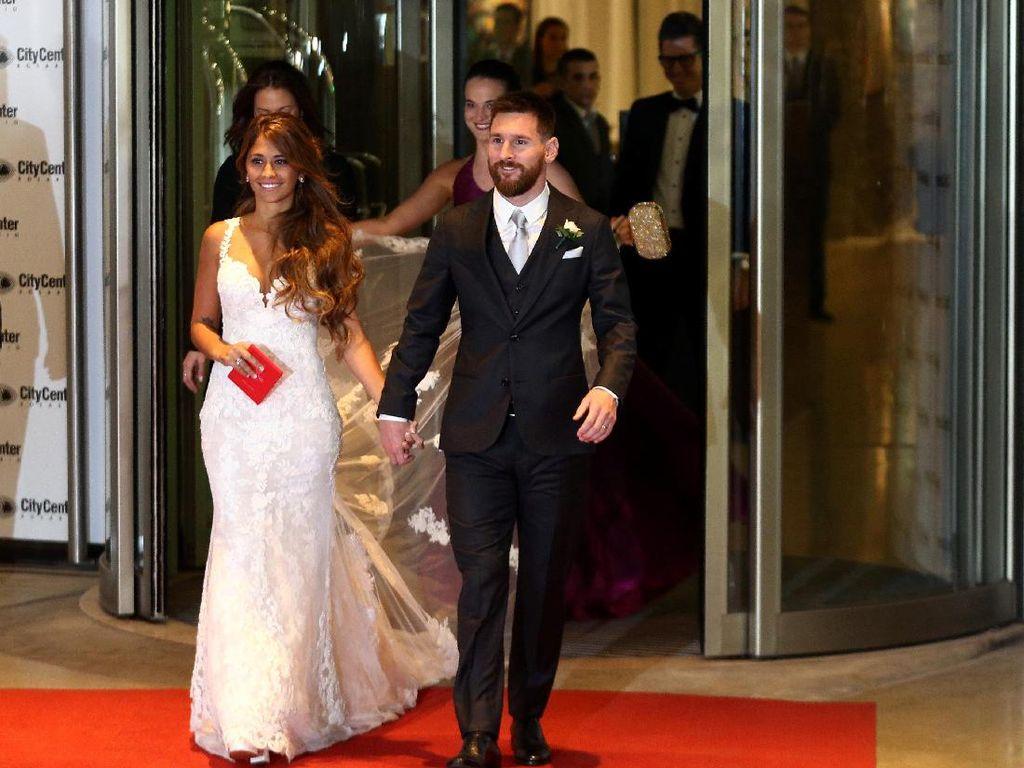 Tentang Aksi Lionel Messi di Lantai Dansa