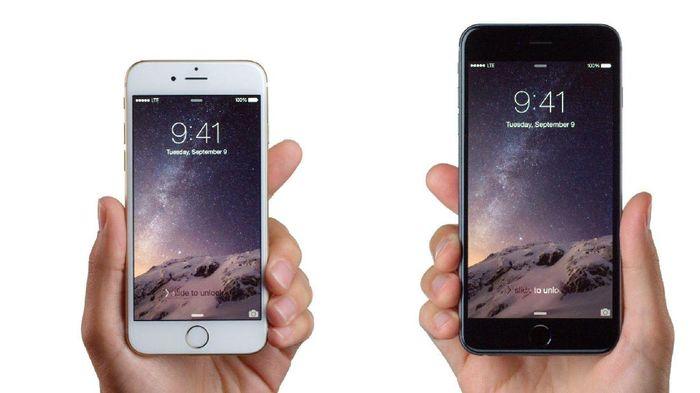 Foto: Peluncuran iPhone (istimewa)