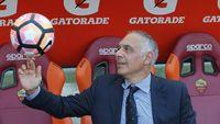Presiden AS Roma Nyebur ke Kolam Usai Timnya Singkirkan Barcelona