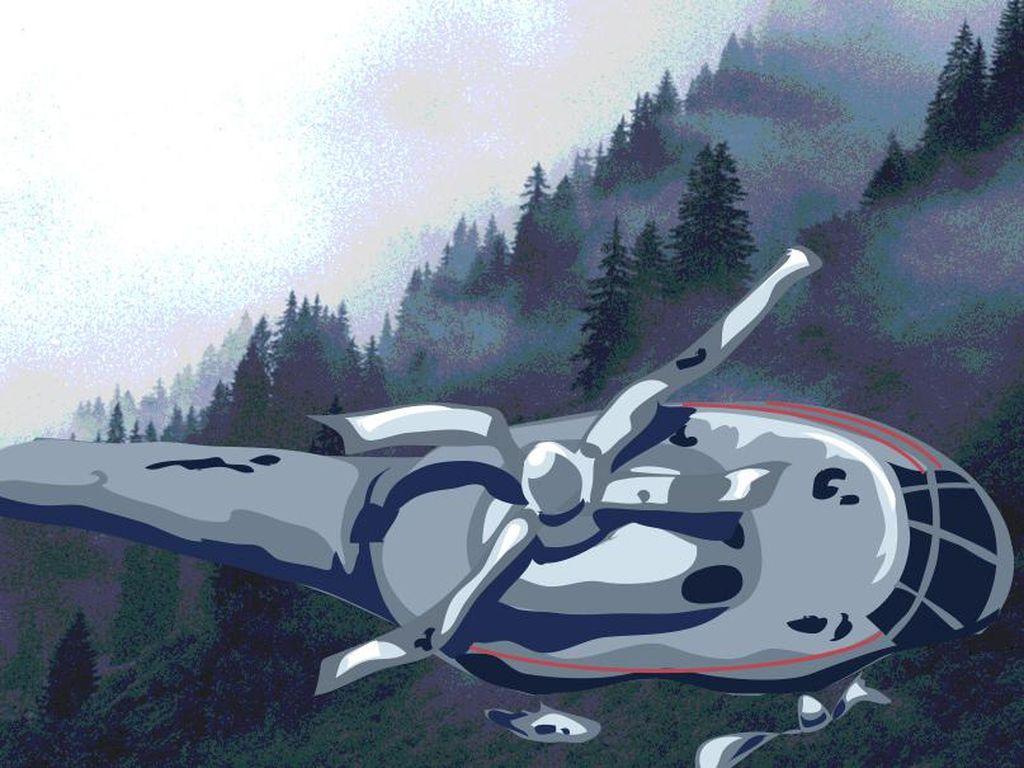 7 Warga AS Tewas dalam Kecelakaan Helikopter di Bahama
