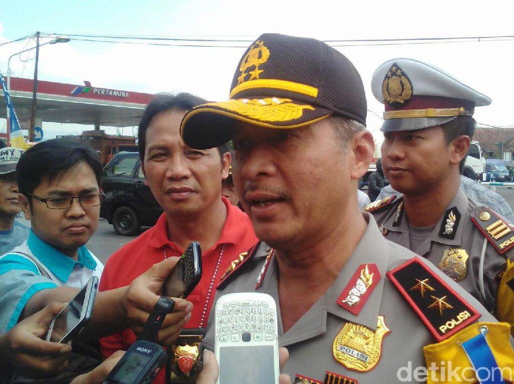 Kapolda Jateng: Sebagian Besar Pemudik Sudah Kembali ke Jakarta