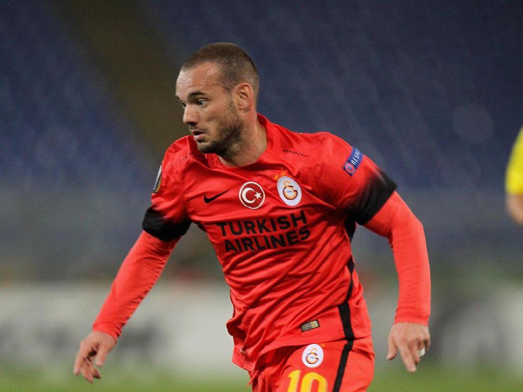 Sneijder ke Sampdoria?