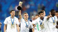 Trofi Juara Jadi Cara Pasukan Muda Jerman Menjawab Keraguan
