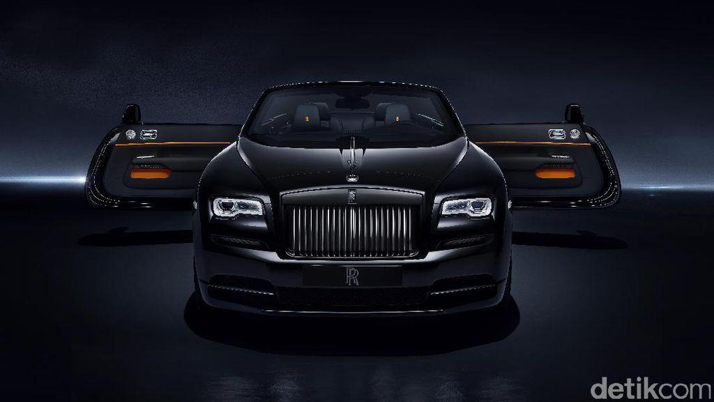 Si Item Rolls-Royce Dawn Black Badge