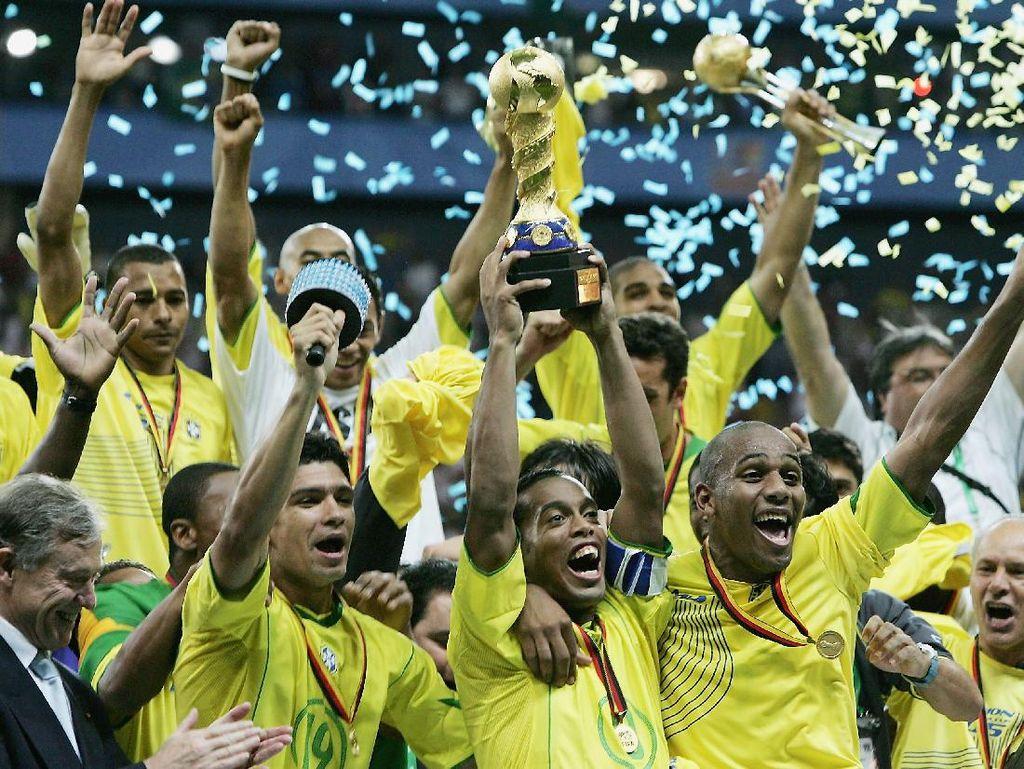 Kiprah Tim-Tim Juara Piala Konfederasi di Piala Dunia Setelahnya