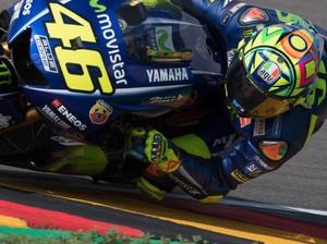 Valentino Rossi Habis-habisan Dipuji Daniel Ricciardo