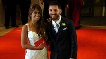 Pakai Gaun Ini di Pernikahan Messi, Sang Ibu Dianggap Tidak Sopan