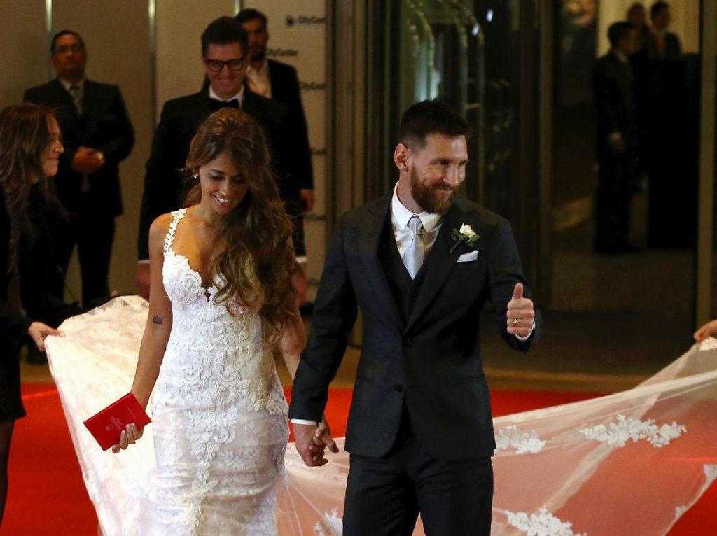 Pernikahan Termahal Pesepakbola Top Dunia