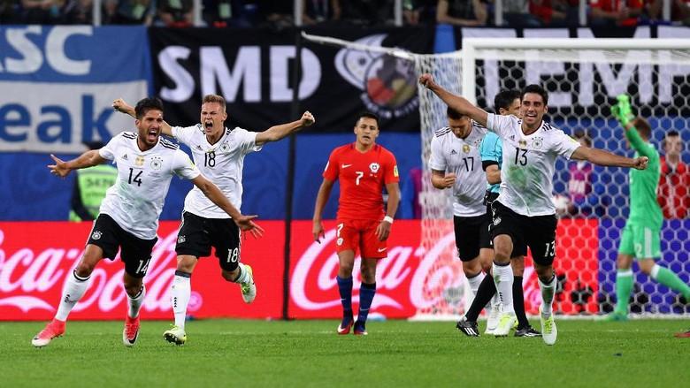 Jerman Juara Piala Konfederasi 2017