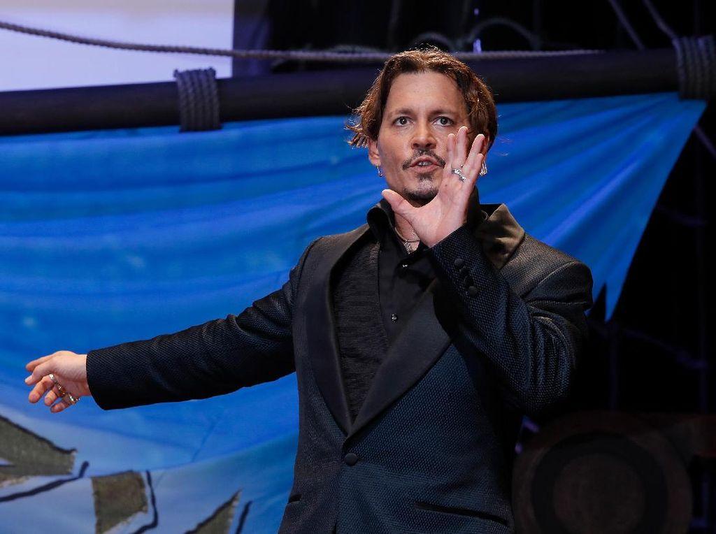 Bermasalah dengan Amber Heard, Peran Johnny Depp di Fantastic Beast 3 Dipertanyakan