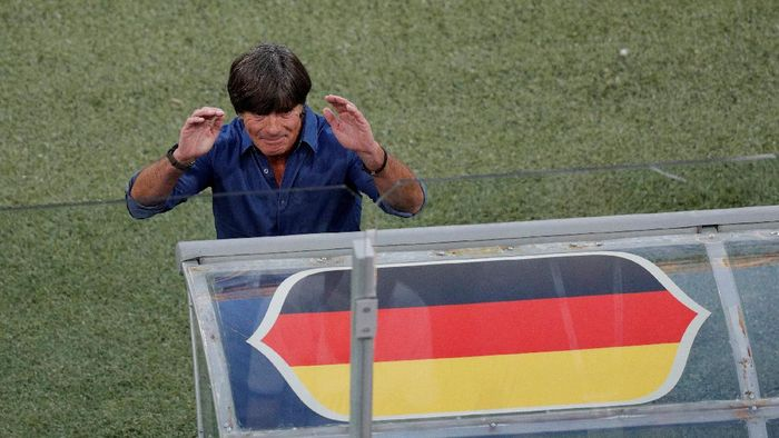 Pelatih Jerman Joachim Loew (Foto: REUTERS/Maxim Shemetov)