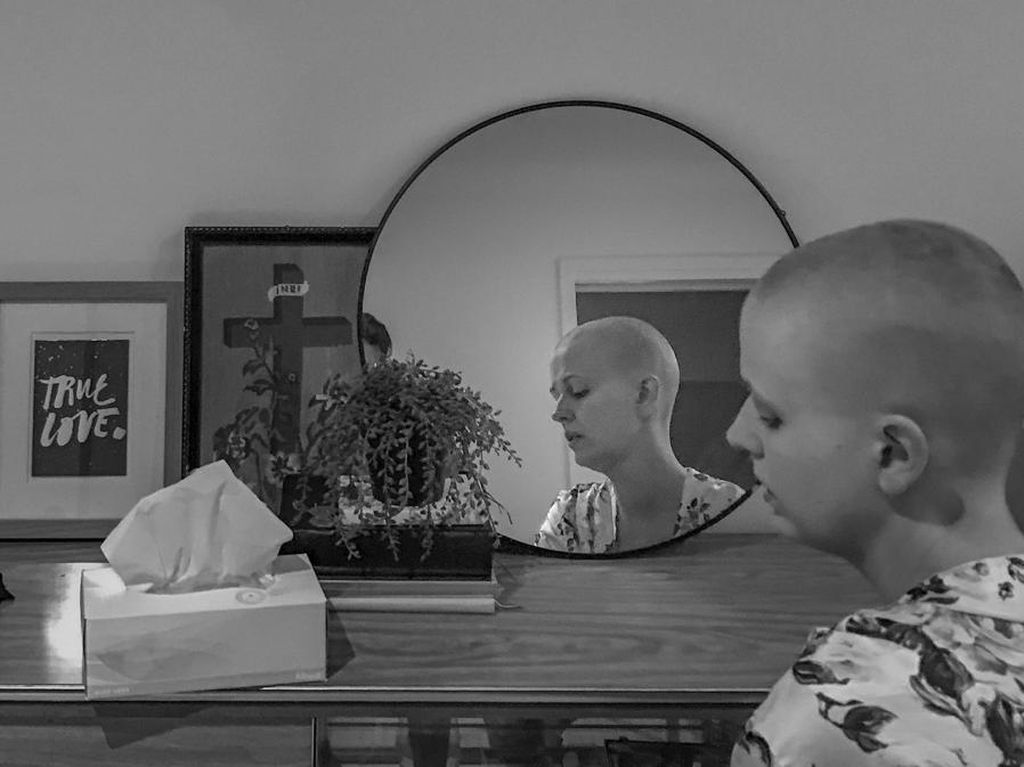 Ketika Suami Abadikan Perjuangan Istrinya Melawan Kanker