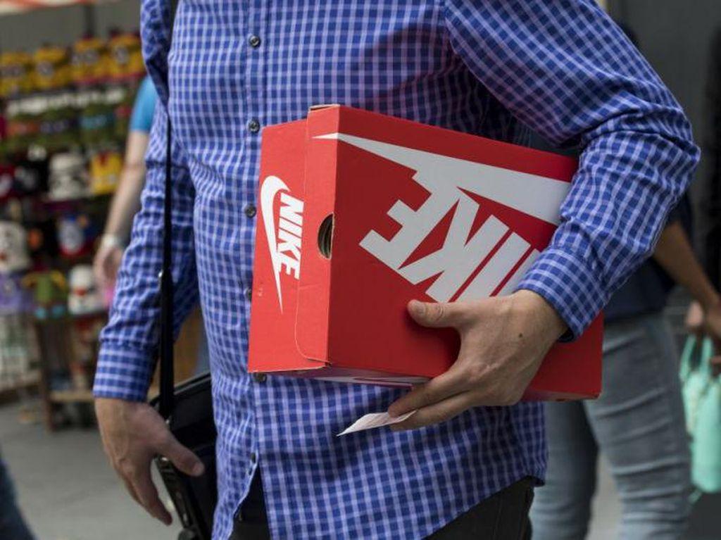 Jaga Daya Saing, Nike Naikkan Gaji 7.000 Karyawan