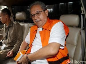 Eks Dirut PT DGI Diperiksa KPK Terkait Kasus Alkes Udayana