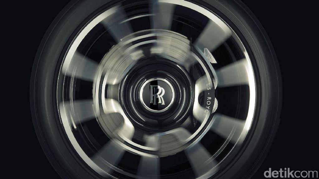 Rolls-Royce Dicuri, Hebatnya dalam 2 Jam, Mobil Kembali Ditemukan