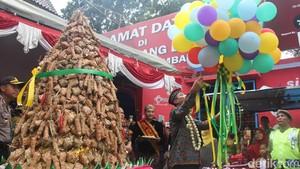 Libur Lebaran, 225 Ribu Wisatawan Kunjungi Rembang