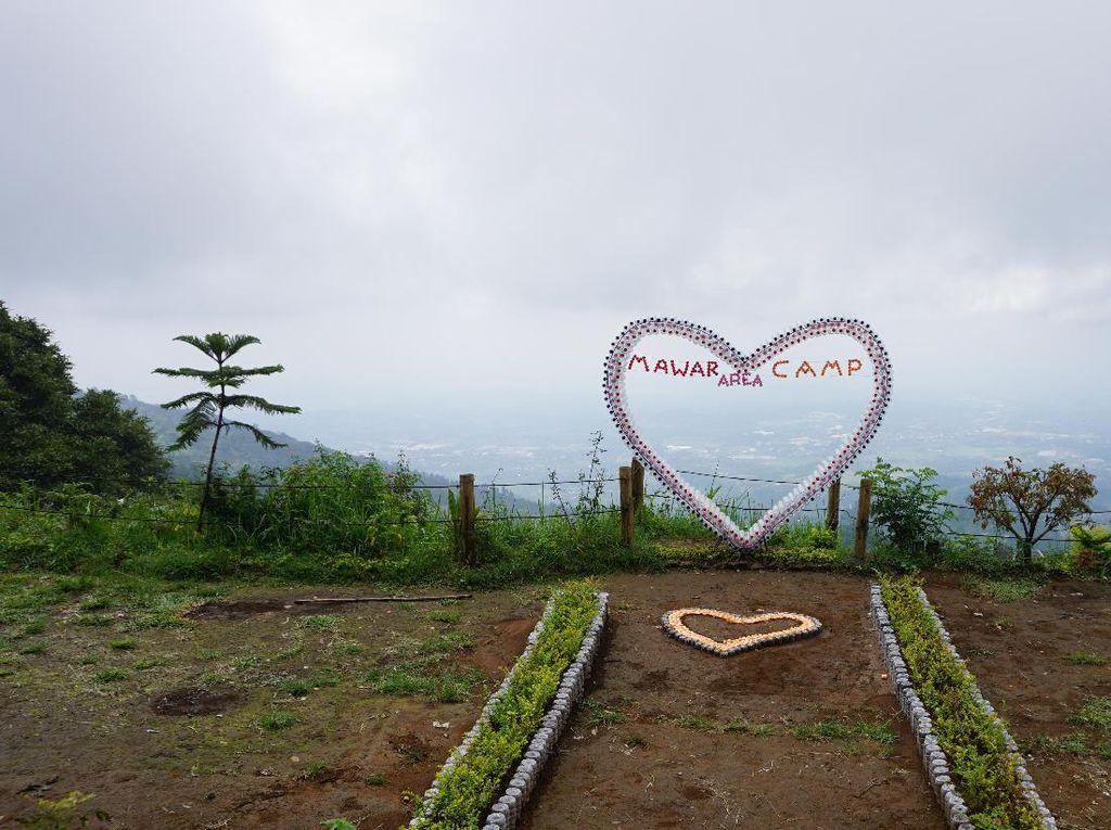 Yang Kreatif dari Semarang, Sampah Jadi Spot Foto Cantik