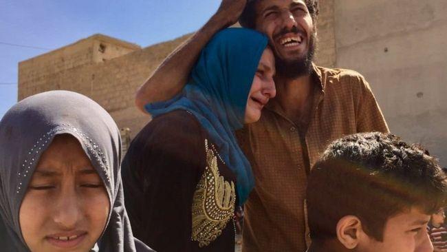 ISIS Gunakan Sejumlah Pengebom Bunuh Diri Perempuan