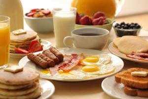 Ini Menu Sarapan yang Populer dengan Sebutan American Breakfast