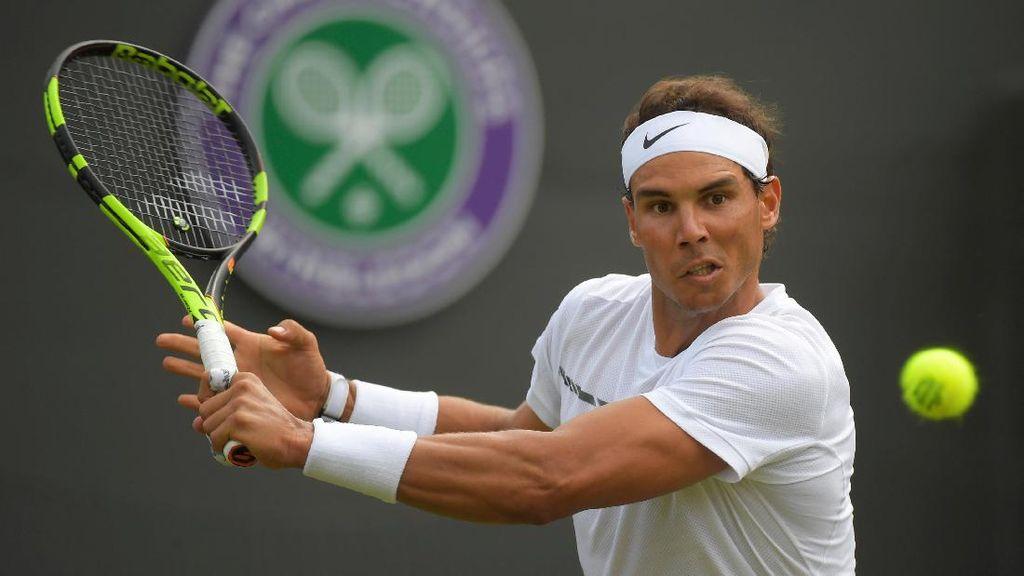 Lewati Babak Pertama, Nadal Raih Kemenangan ke-850