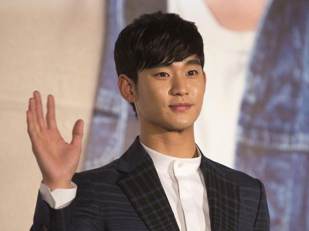 Hore! Kim Soo Hyun Balik Main Drama Setelah 5 Tahun Vakum