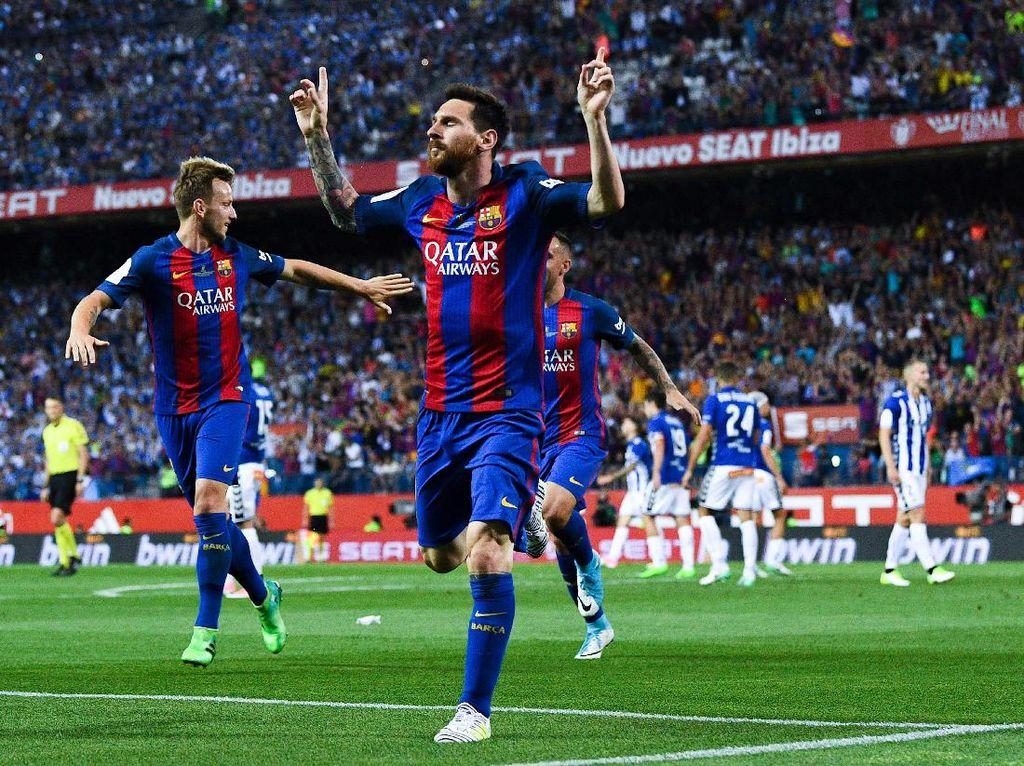 Jersey Termahal di e-Bay: Mulai dari Pele Hingga Messi