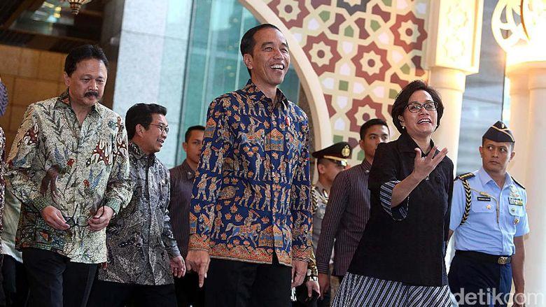 Di Depan DPR, Sri Mulyani Pamer Keberhasilan Pemerintah Jokowi