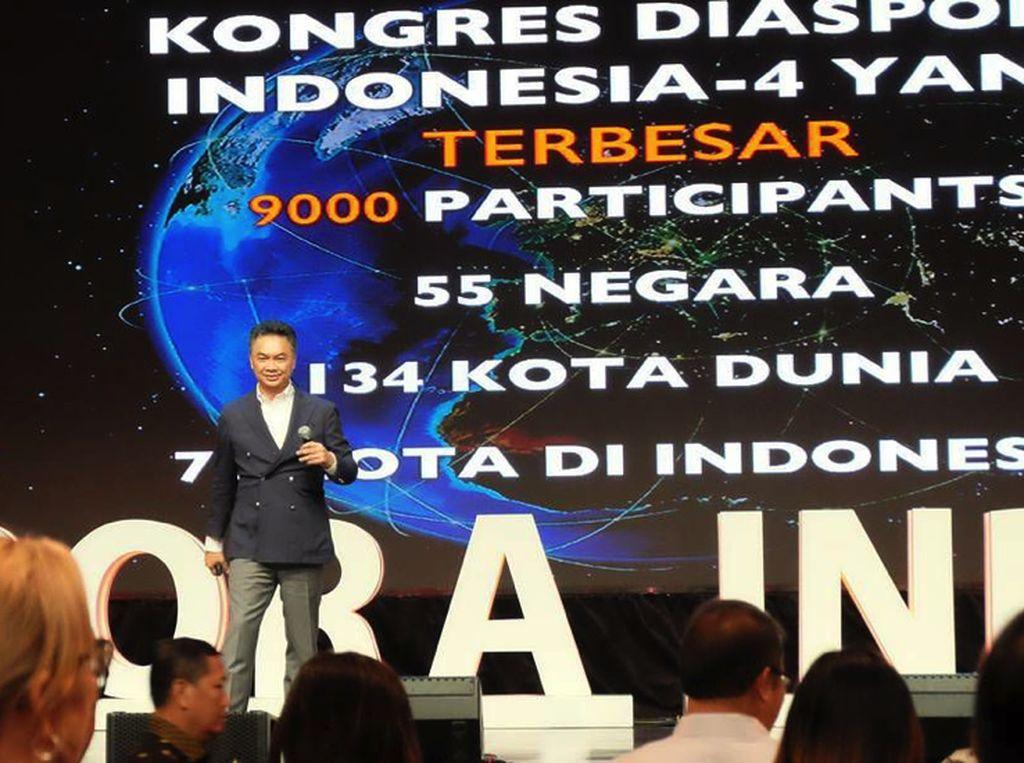Jokowi Ajak Diaspora Promosi Wonderful Indonesia