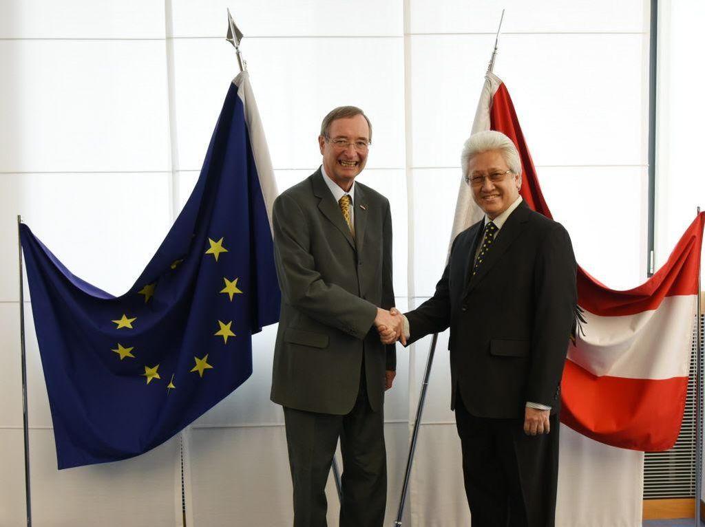 RI-Austria Jajaki Kerja Sama Infrastruktur Hingga Energi