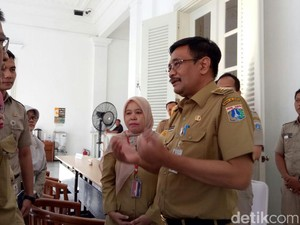 Bolos Usai Lebaran, 1.000-an PNS Pemprov DKI Tak Dapat Tunjangan