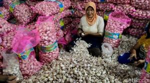 Harga Sayuran dan Daging di Garut Mulai Turun Usai Ramadan