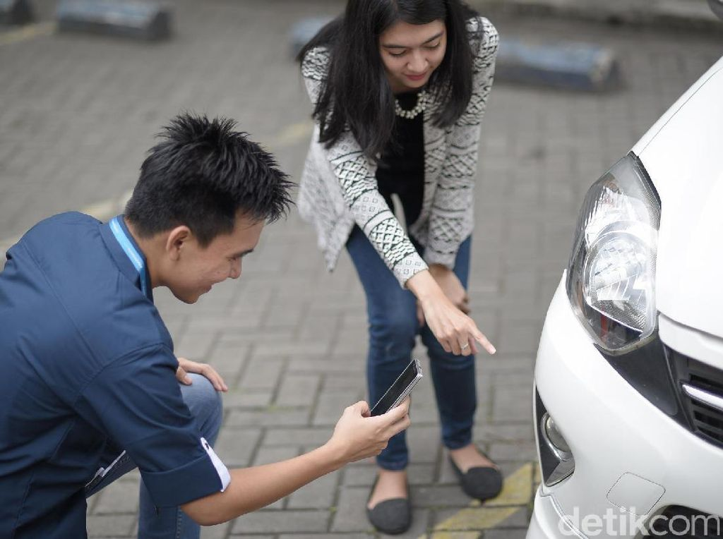 Ban dan Pelek Mobil Lecet Dicover Asuransi Asalkan..