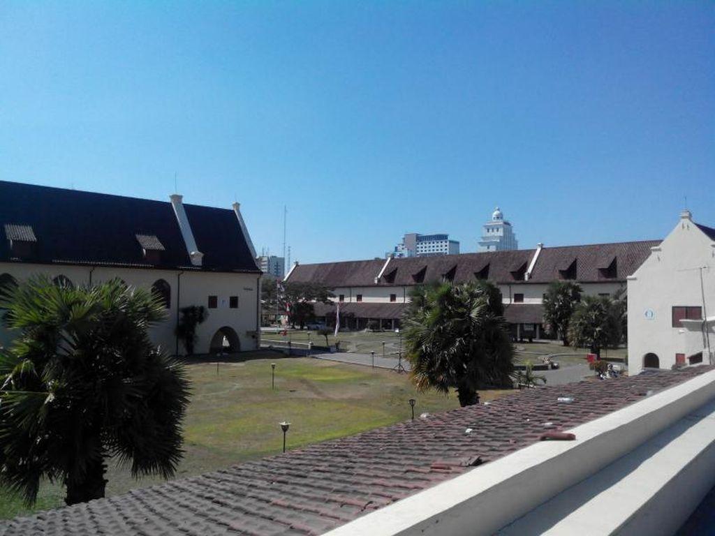 Yuk, Belajar Sejarah di Benteng Rotterdam Makassar
