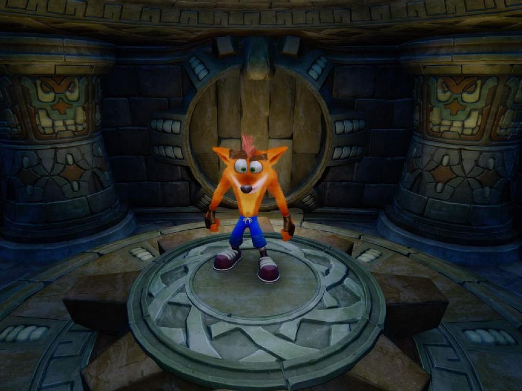 Sukses Berat, Game Crash Bandicoot Makin Digeber