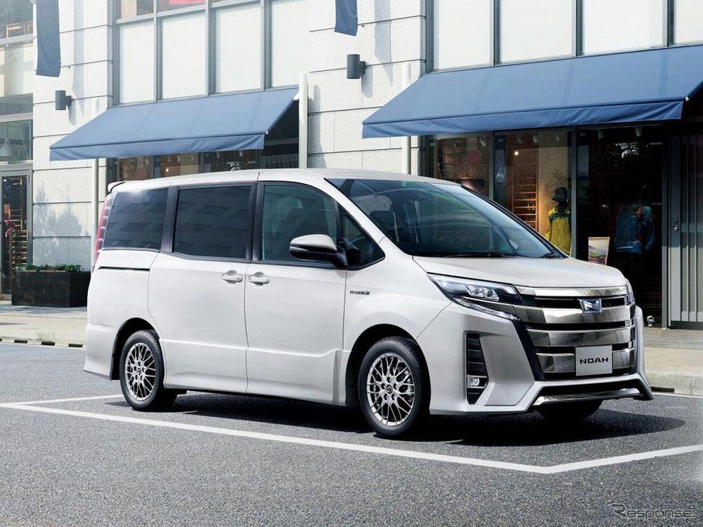 Tahun Ini Toyota Putuskan untuk Luncurkan Minivan Baru di RI