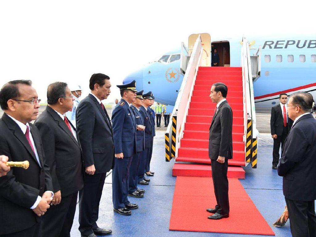 Jokowi Ajak Keluarga ke Jerman-Turki, PD: Penjelasan Istana Blunder